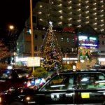 西宮 情報 阪急夙川 クリスマスツリー