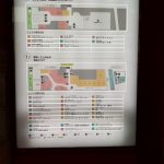 エビスタ 西宮 リニューアル後の店舗図
