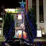 西宮 情報 駅前クリスマスツリー@JR甲子園口